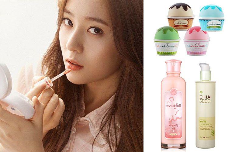 Découvrez le phénomène des cosmétiques coréens