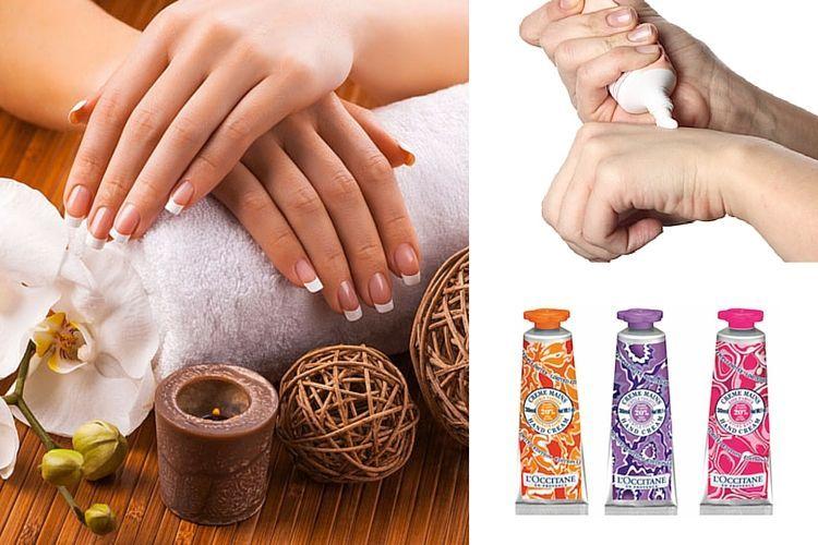 Soins des mains  : 6 crèmes pour passer l'hiver
