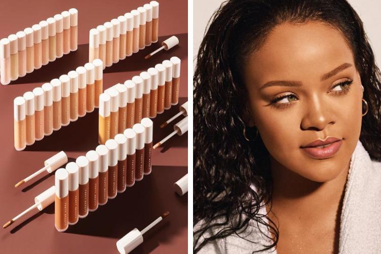 Découvrez les nouveaux anticernes Fenty Beauty by Rihanna !