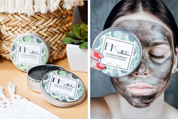 Masque Charbon Purifiant de FKare : avis et résultats du test de produit