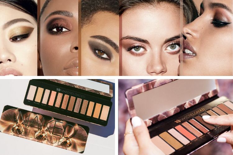 Naked Reloaded : la nouvelle palette must-have de Urban Decay