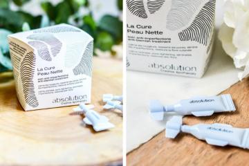 Cure Peau Nette d'Absolution : avis et résultats du test de produit