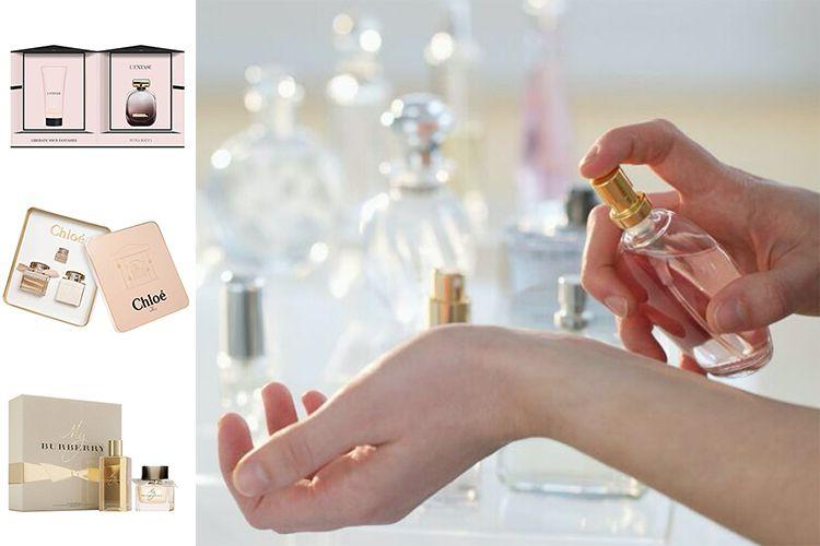 Les plus beaux coffrets parfums pour Noël