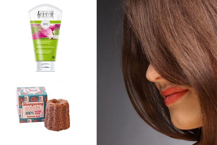 Des soins pour les cheveux sans silicone