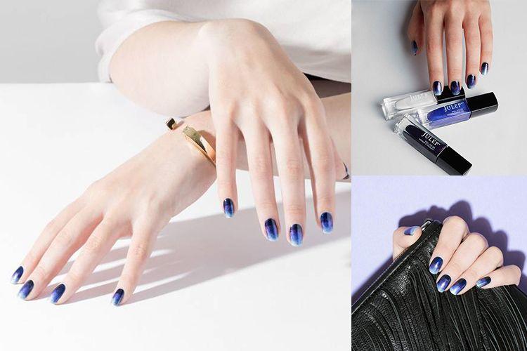 Réaliser un Nail Art ombré