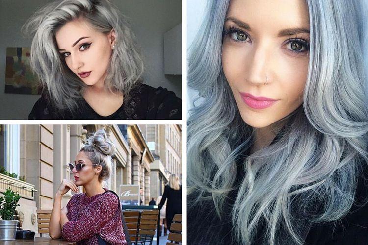 Comment se colorer les cheveux en gris