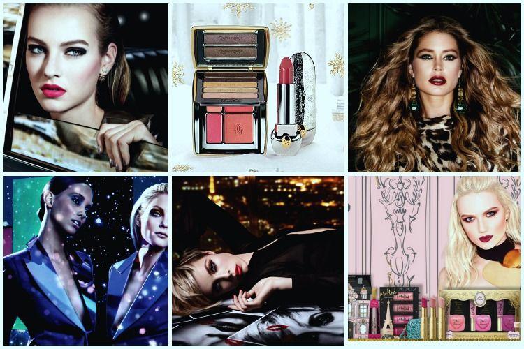 Les collections de maquillage pour Noël 2015