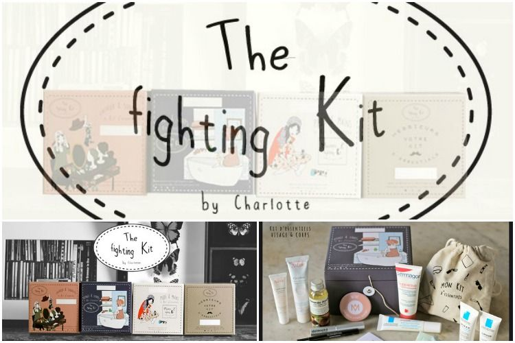 The Fighting Kit : des box beauté pour les personnes atteintes du cancer