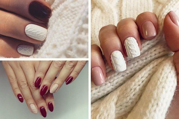 cosy nail comment marier ses ongles avec ses pulls d 39 hiver. Black Bedroom Furniture Sets. Home Design Ideas