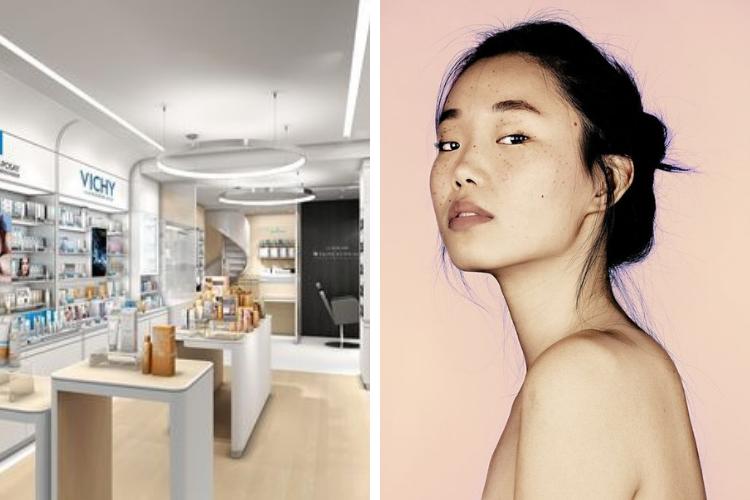 Le diagnostic de peau au Dermacenter L'Oréal
