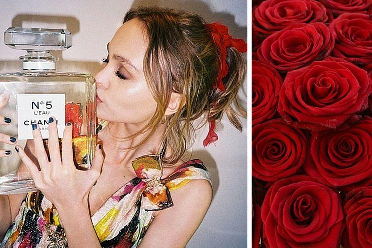 Chanel choisit Lily-Rose Depp pour incarner n°5 l'Eau de Chanel