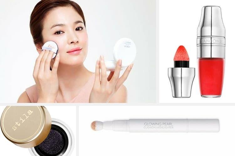 Cushion Mania : la tendance beauté made in Corée