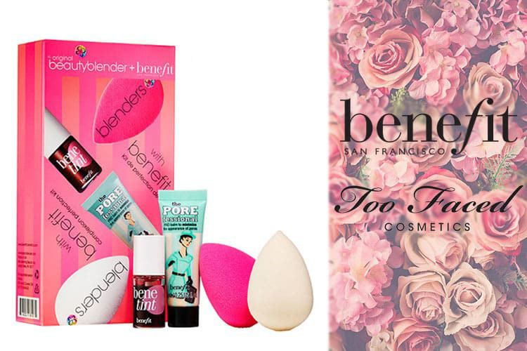 Beauty Blender collabore avec Benefit Cosmetics