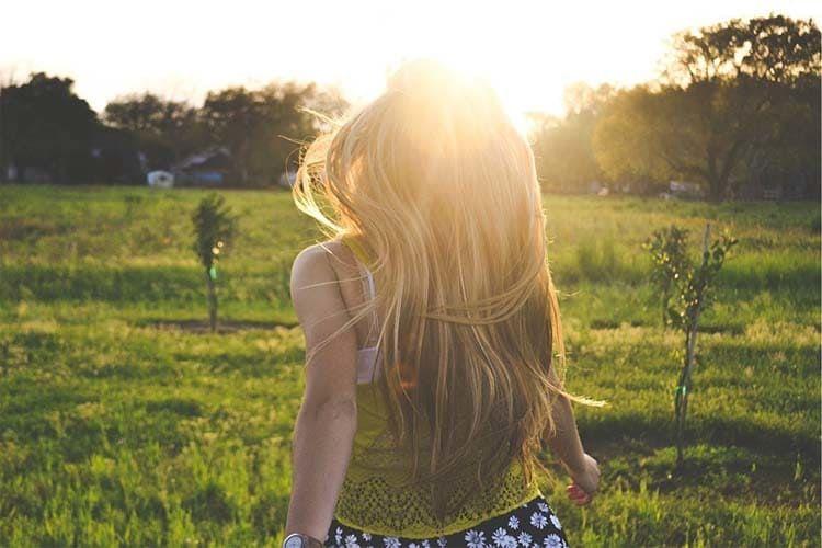 Une detox capillaire pour cheveux abîmés