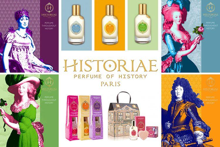 Historiae, l'Histoire de France en parfums