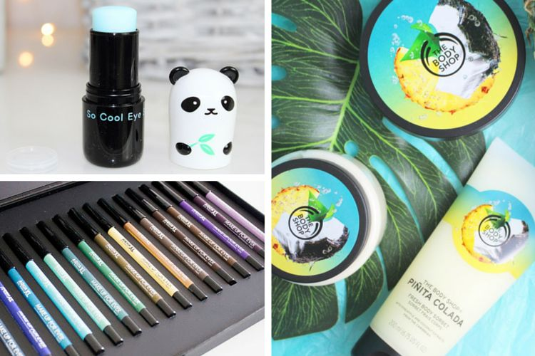 Rêve de panda, piñita colada et crayons de couleur