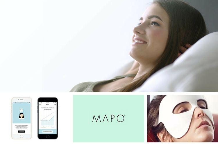Mapo : le masque beauté connecté pour une belle peau