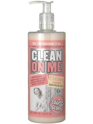 Clean on me, Soap & Glory : cosmetic-madness aime !