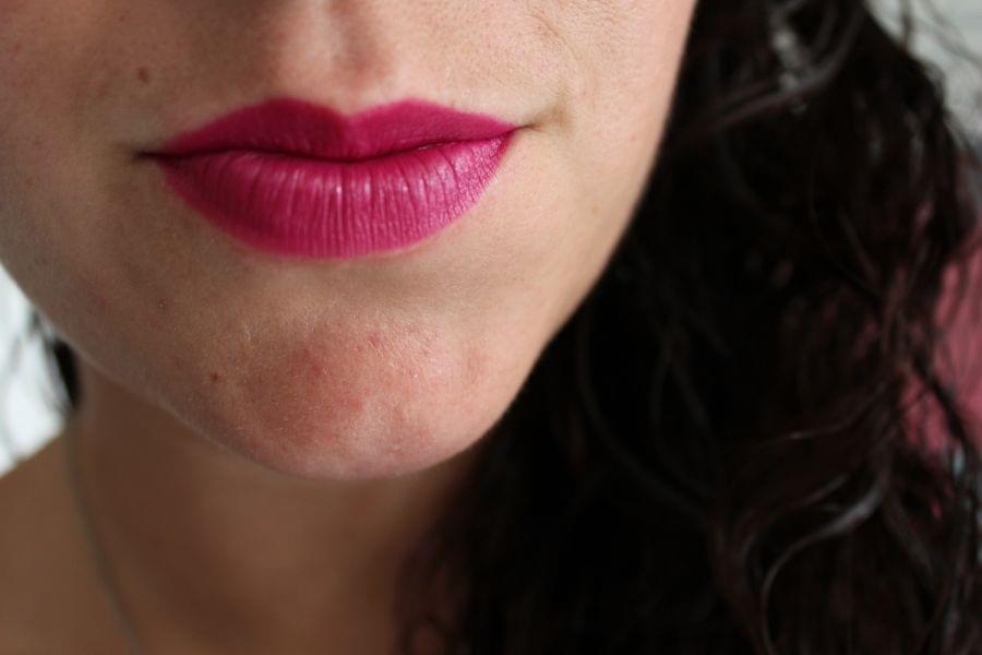Swatch Rouge à Lèvres, Mac