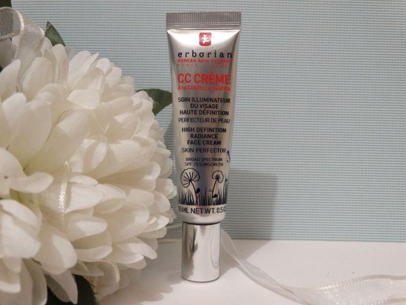 Swatch CC Crème à la Centella Asiatica, Erborian