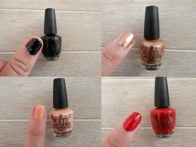 Swatch Venice Collection by OPI, OPI