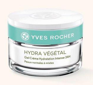 Swatch Gel Crème Hydratation Intense 24h, Yves Rocher