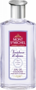 Eau de cologne - Fraîcheur d'Enfance, Mont St Michel - Infos et avis