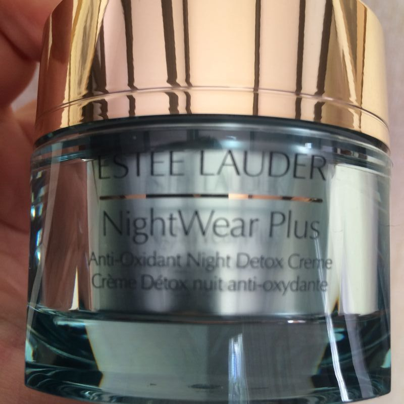 Swatch NightWear Plus - Crème détox nuit anti-oxydante, Estée Lauder