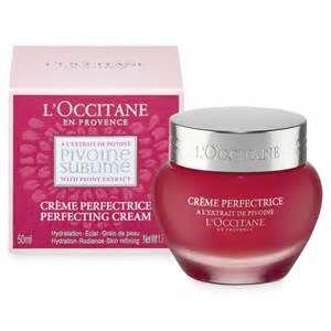 Crème Perfectrice Pivoine, L'Occitane - Infos et avis