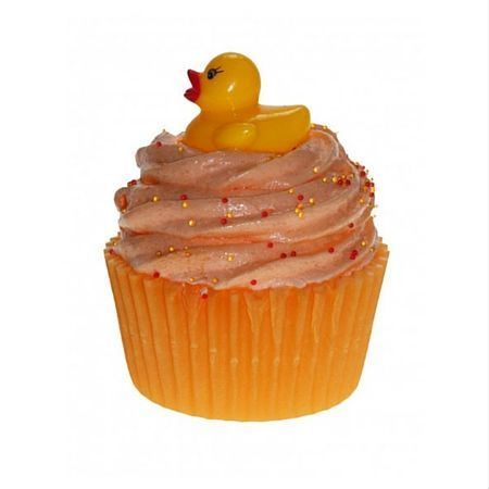 Cupcake Canard - Agrumes, Aux Temps des Savons : Vicdetl aime !