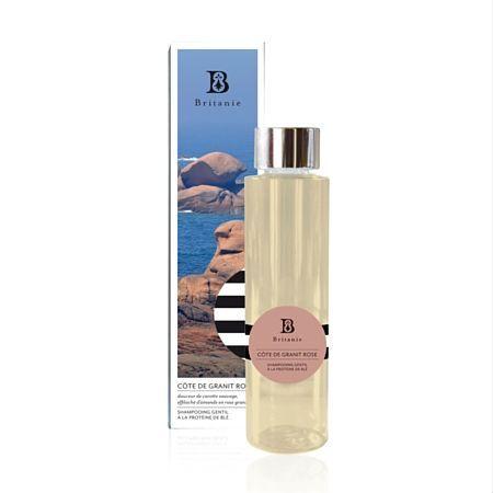Shampoing Gentil à la Protéine de Blé - Côte de Granit Rose, Britanie - Infos et avis
