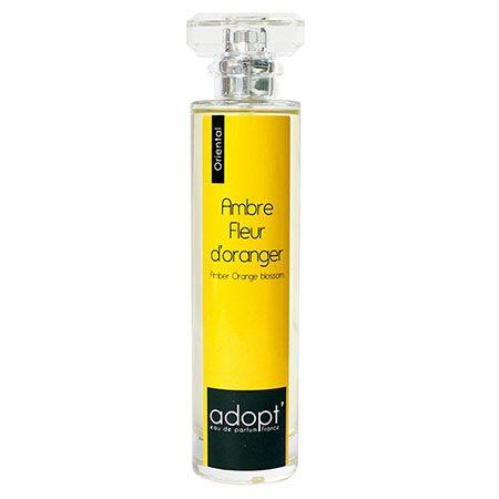 Eau de parfum Ambre - Fleur d'oranger, Adopt by Réserve Naturelle - Infos et avis