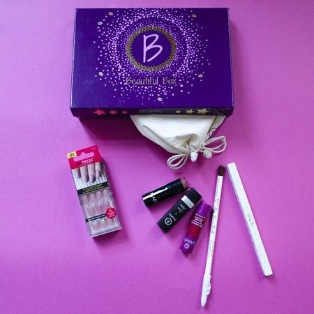 Beautiful box, Aufeminin : Valentine.D aime !