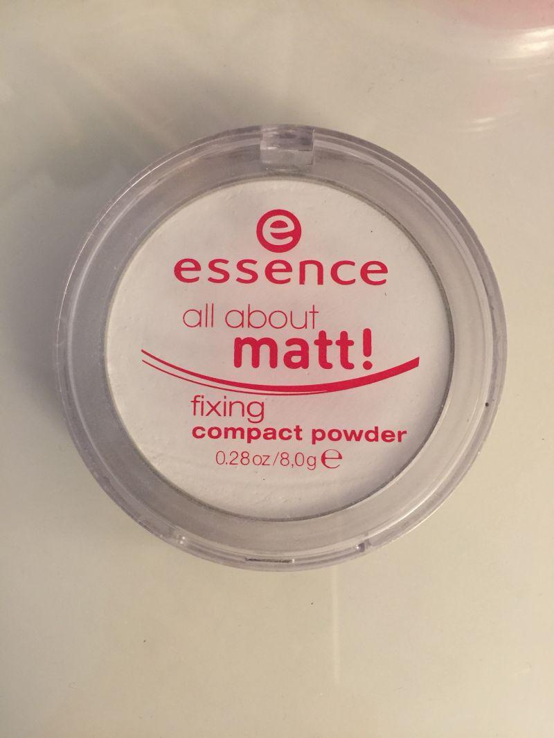 Swatch All About Matt, Essence