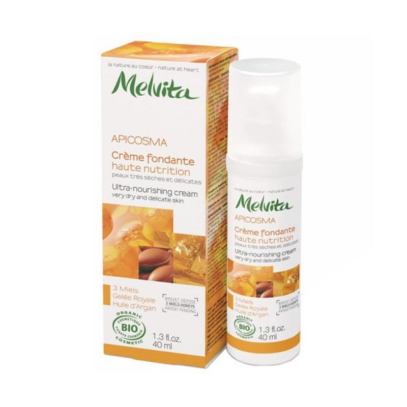 Crème Fondante Haute nutrition, Melvita - Infos et avis