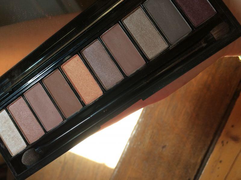 Swatch Color Riche la palette Nude, L'Oréal Paris