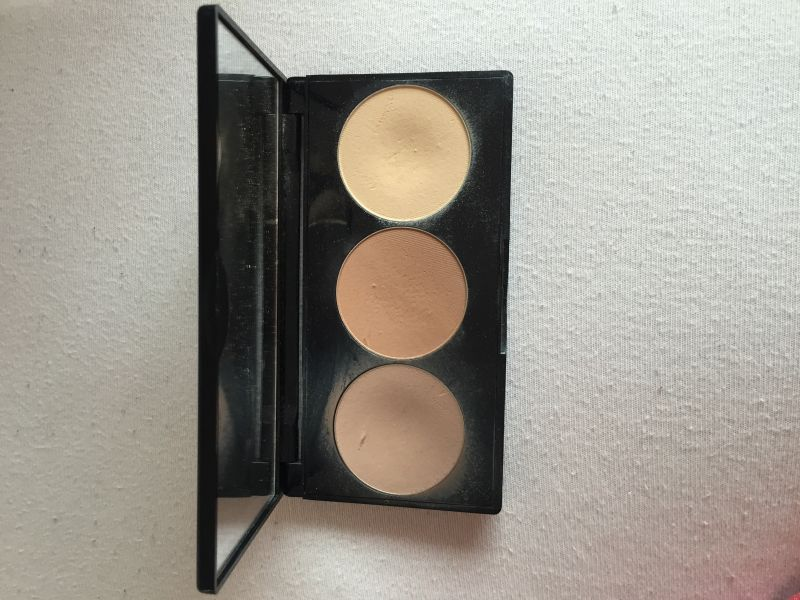 Swatch Step by Step Contour Kit, Smashbox