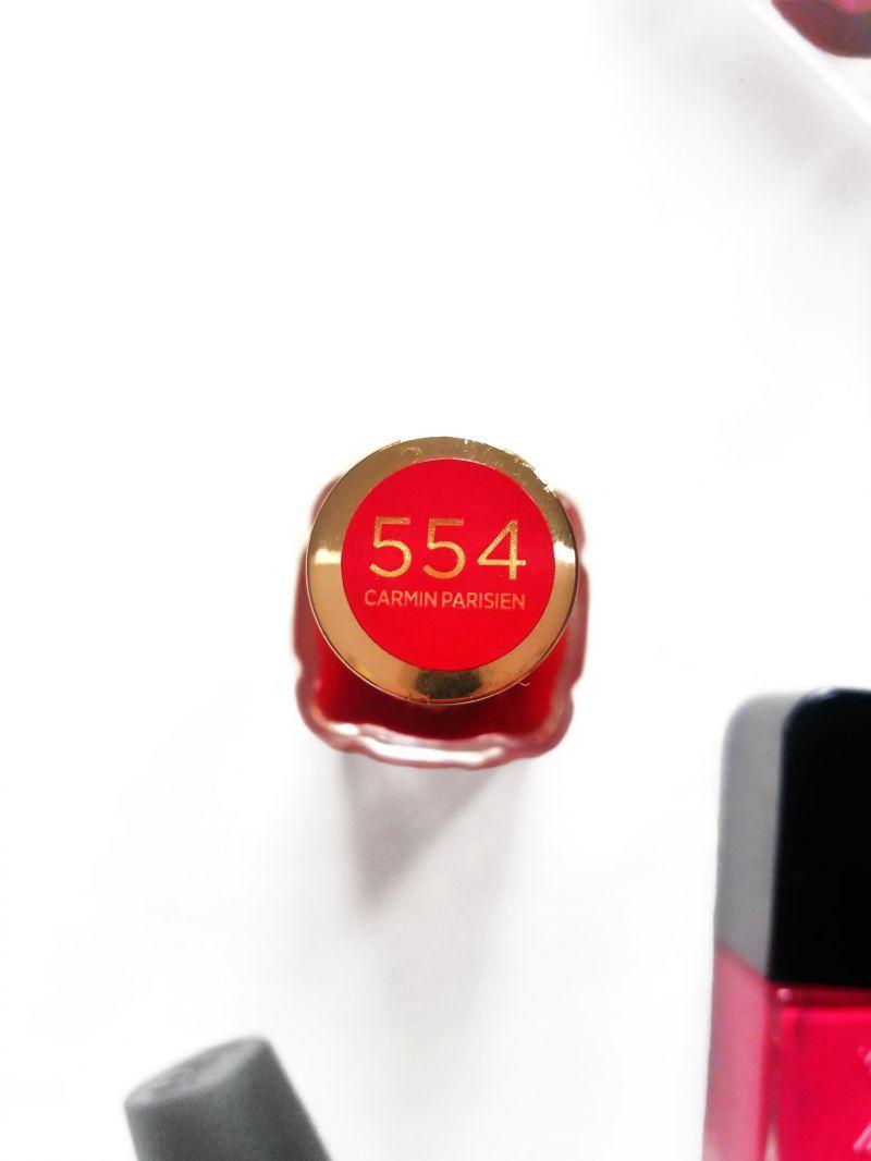 Swatch Color Riche Le Vernis à l'Huile, L'Oréal Paris