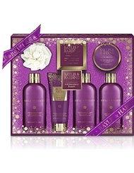 Coffret Cadeau Soins et Bain pour Femme, Midnight Fig & Pomegranate, Baylis & Harding - Infos et avis