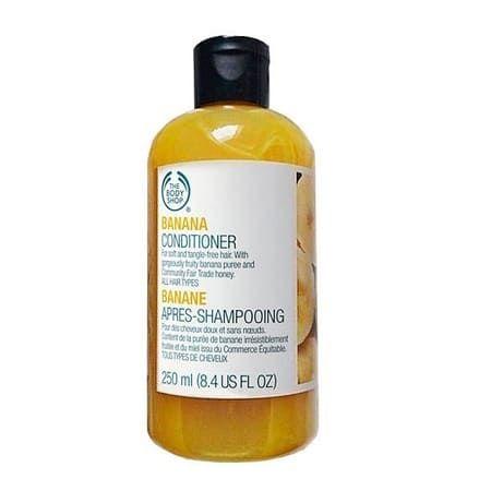 Après Shampoing Banane, The Body Shop - Infos et avis