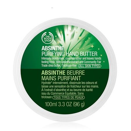Beurre mains Purifiant Absinthe, The Body Shop - Infos et avis