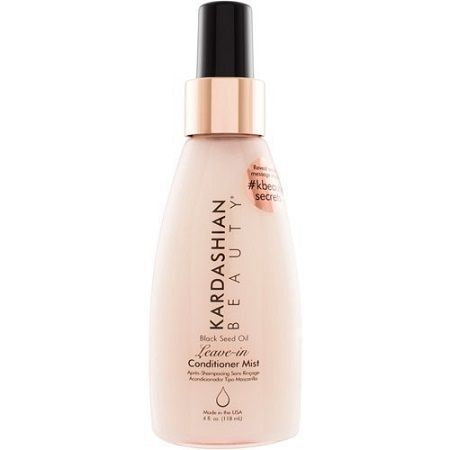 Black Seed Oil Take 3 Leave in Conditioner Mist, Kardashian Beauty : Sunshine aime !