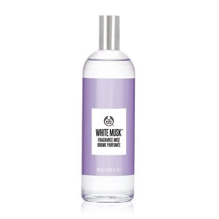 Brume Parfumée Soyeuse White Musk, The Body Shop - Infos et avis