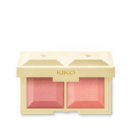 Cocoa shock blush, Kiko : Sunshine aime !