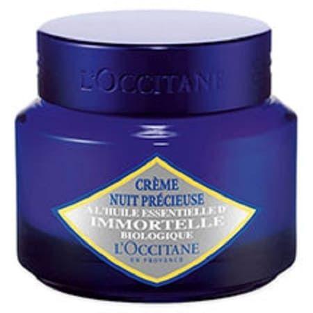 Crème nuit précieuse l'Occitane