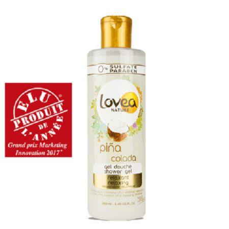 Gel Douche Relaxant Piña Colada de Lovea, Lovea - Infos et avis