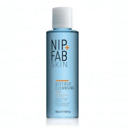 Glycolic Cleansing Fix, Nip   Fab : Sunshine aime !