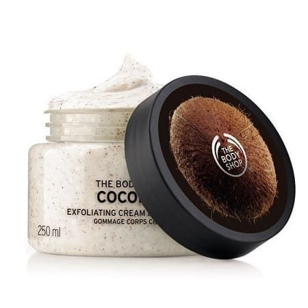 Gommage Corporel Noix De Coco, The Body Shop : Sunshine aime !