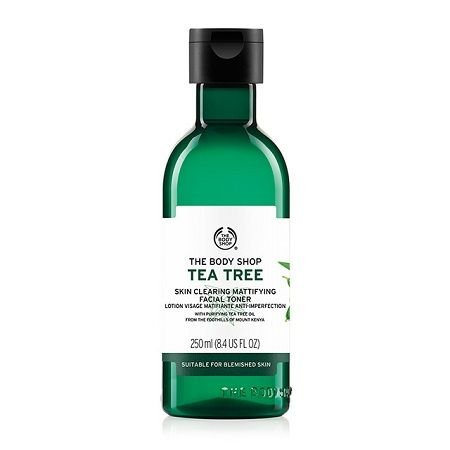 Tonique Matifiant et Purifiant Arbre à Thé, The Body Shop : Sunshine aime !