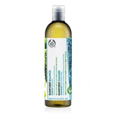Shampooing Équilibre Rainforest, The Body Shop : Sunshine aime !